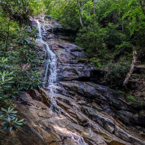 Hike to the Jones Gap Waterfall in Jones Gap State Park [Trail Guide]