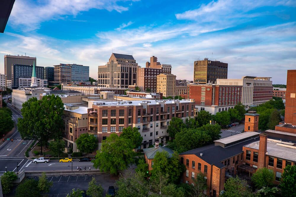 Looking for the Best Rooftop Bars in Greenville, SC?