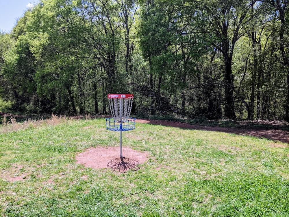 Where to Play Disc Golf in Greenville, SC